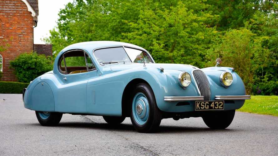DM Historics to show exceptional Jaguar XK120 at Pebble Beach