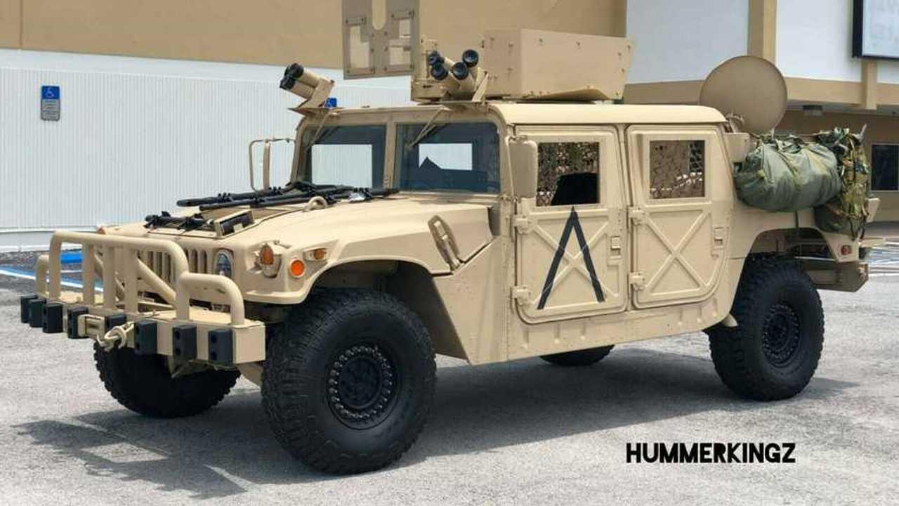 Hummer H1 militar 2002 en venta