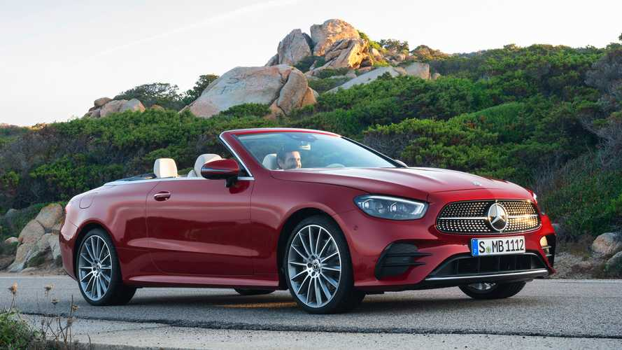 2021 Mercedes E-Class Coupe and Cabrio debut with sleek looks, EQ boost