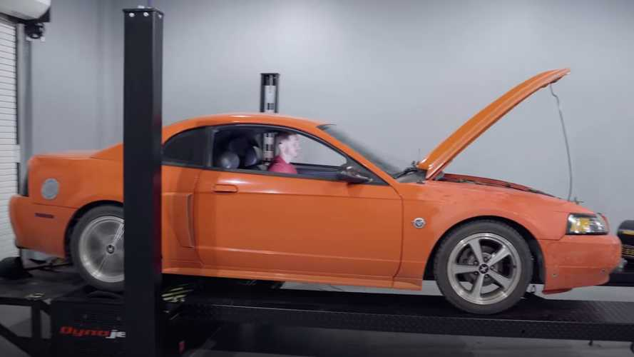2004 Ford Mustang GT With 180,000 Miles Hits The Dyno