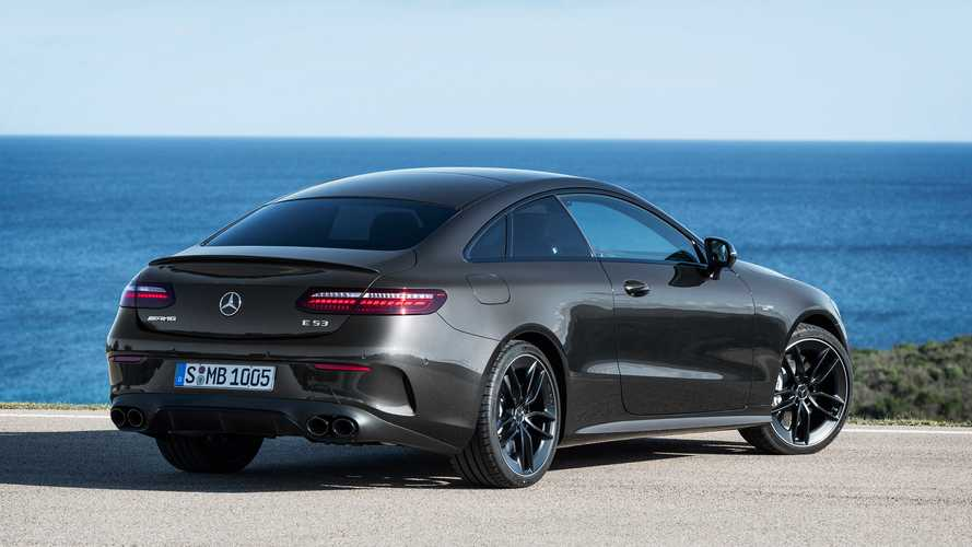 2021 Mercedes E-Class Coupe, Cabriolet Won't Get V8 Engine