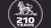 peugeot 210 anni nuovo logo eventi