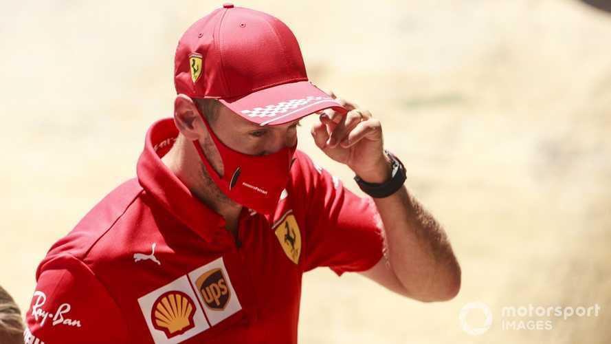 Vettel: No plans to hire manager despite uncertain F1 future