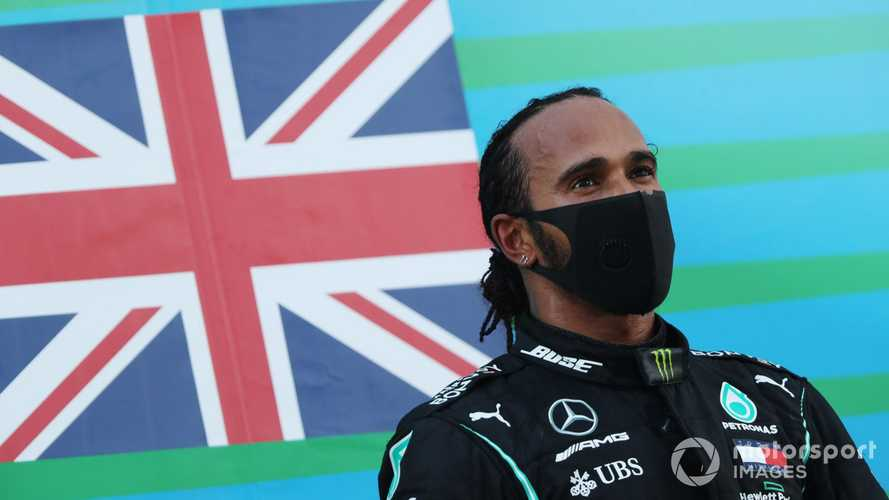 Hamilton: 2020 situation a 'real test' mentally