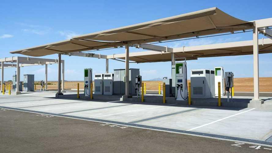 Volkswagen - estação de recarga no Arizona