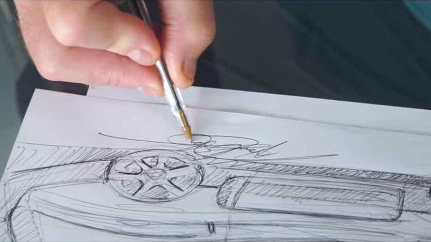 Maserati MC12 designer shows how the styling came to be