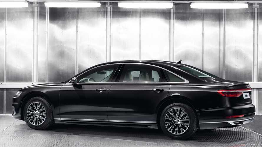 Audi propose une A8 blindée pour la bagatelle de 700'000 euros