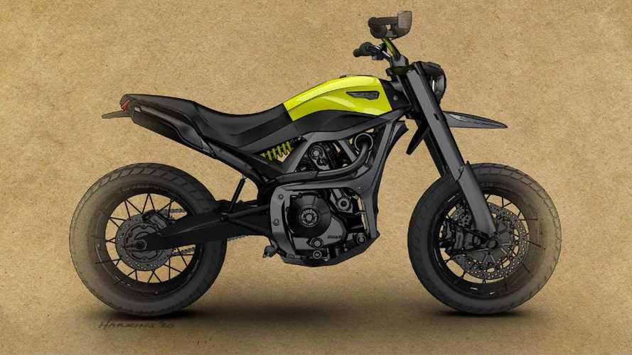 Is This Winning Scrambler Design The Future Of The Model?