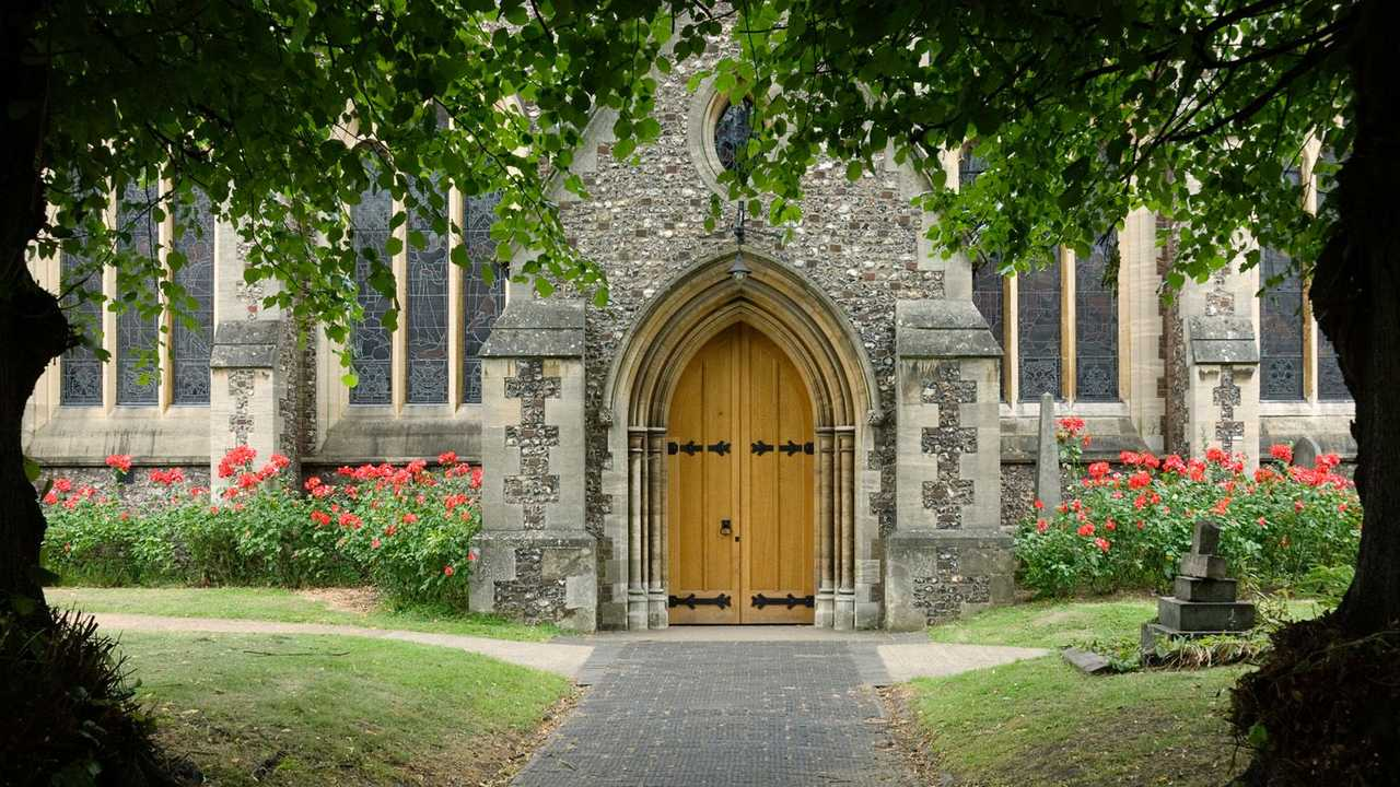 Pennies from heaven…churches offer 'altar-native' parking