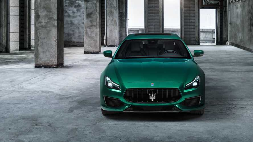 Maserati Quattroporte Trofeo (2021)