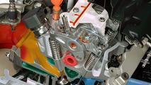 Honda 1.8L i-VTEC engine cut-away