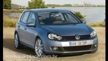 Veja a lista dos 10 carros mais vendidos na Europa em julho de 2009 - Novo Golf lidera