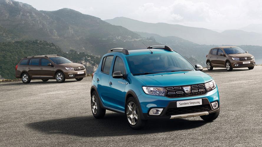 Dacia - Les futurs Sandero et Logan bénéficieront d'une nouvelle plate-forme