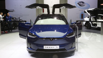 2016 Tesla Model X Paris Motor Show