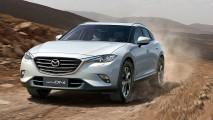 Mazda'dan Çin'e özel CX-4