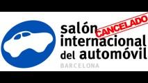 Reflexo da Crise: Salão do Automóvel de Barcelona é cancelado por desinteresse