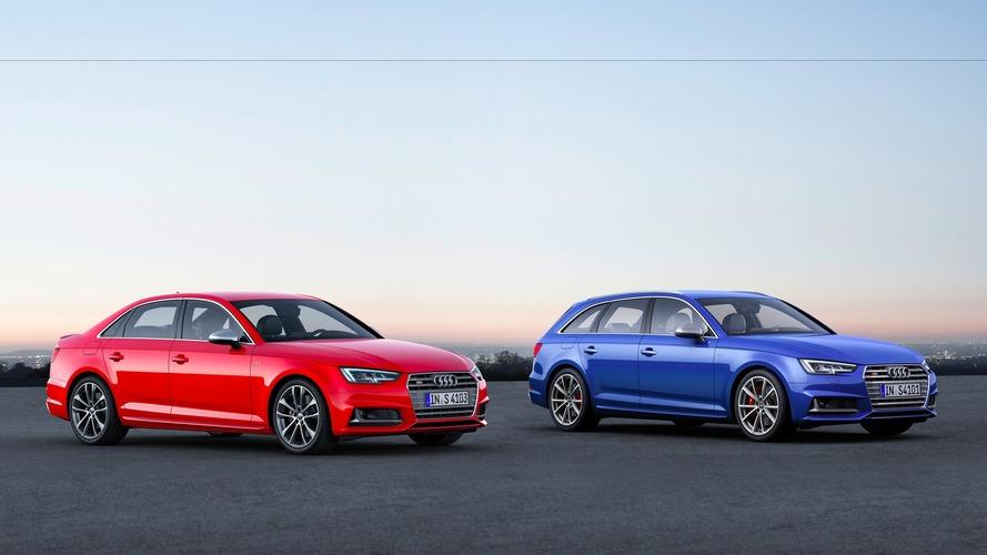 Audi S4 et S4 Avant - A partir de...