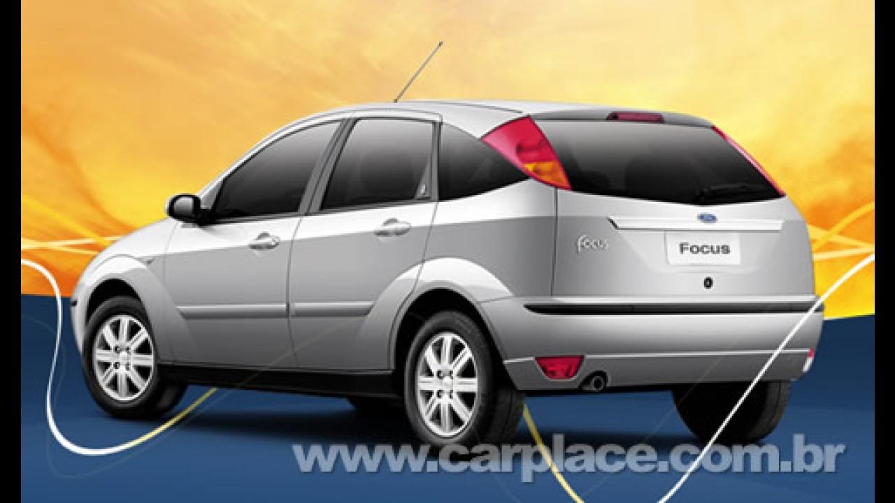 Nesta semana, Ford vende Ecosport e Focus com câmbio automático grátis