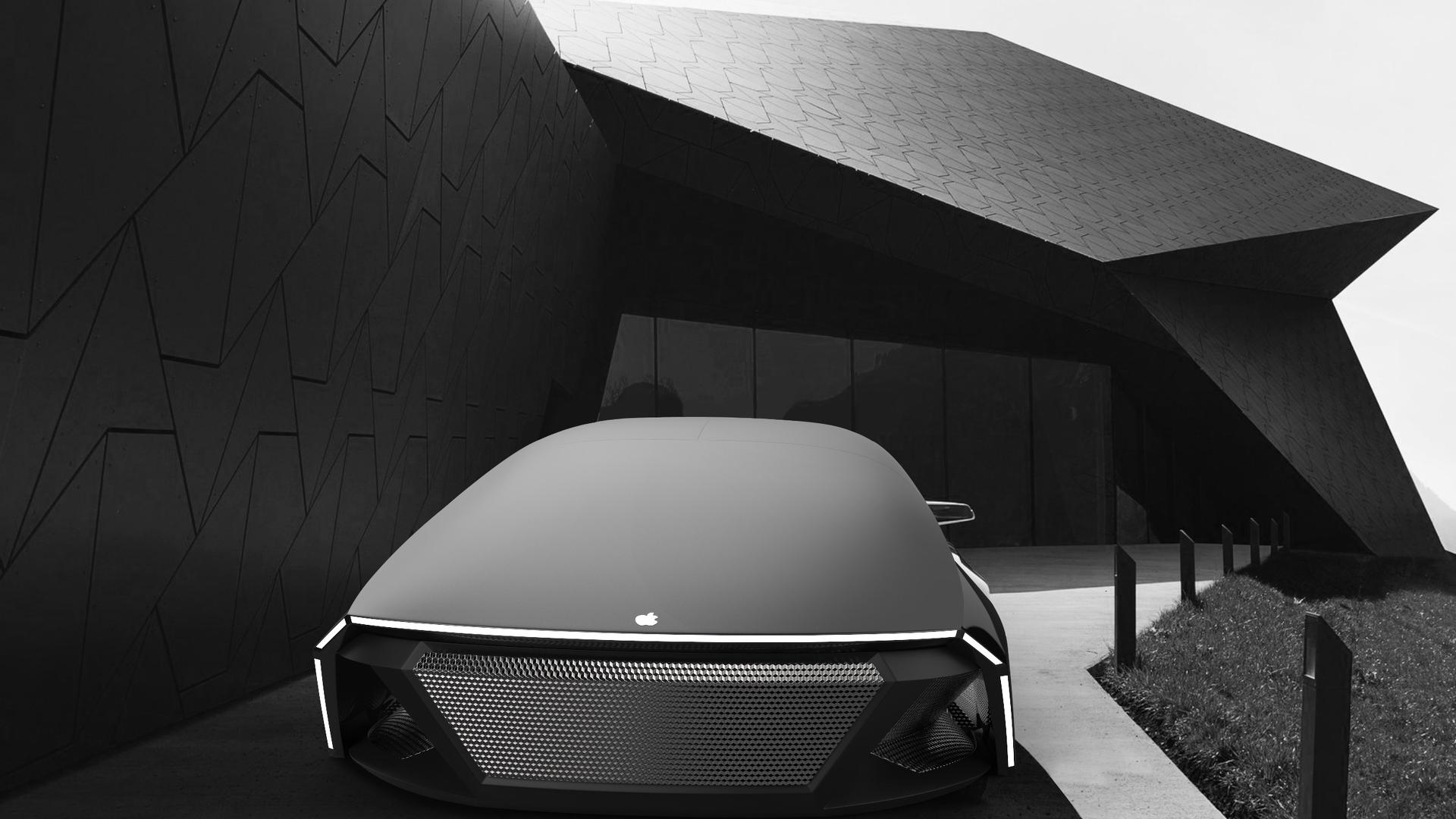 Apple Car 2076 Concept