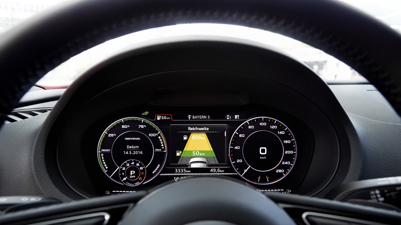 Audi A Sportback Etron Motorcom Photos - 2018 audi a3 sportback e tron