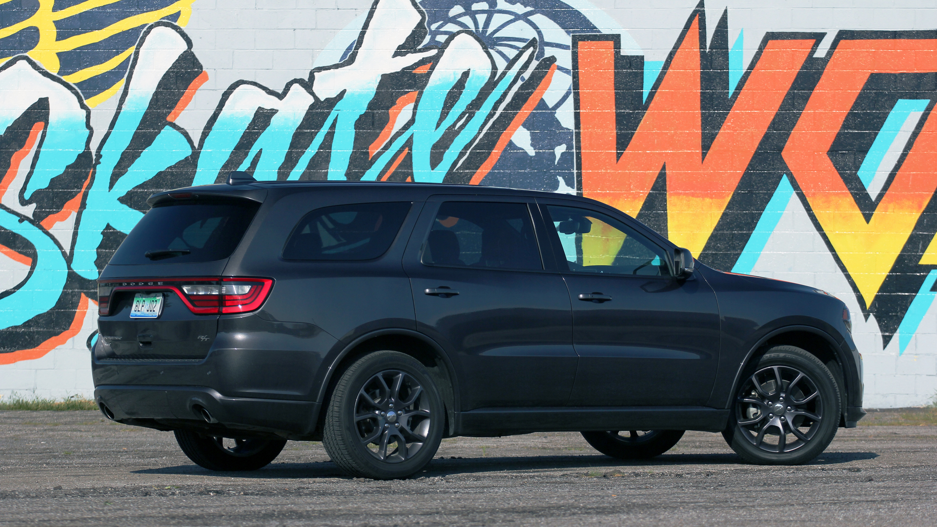 Review: 2016 Dodge Durango R/T