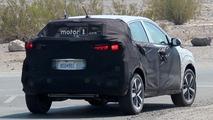 Hyundai kompakt crossover casus fotoğrafları