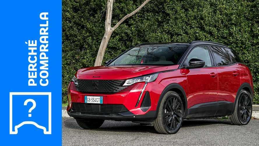 Peugeot 3008 (2021), perché comprarla e perché no