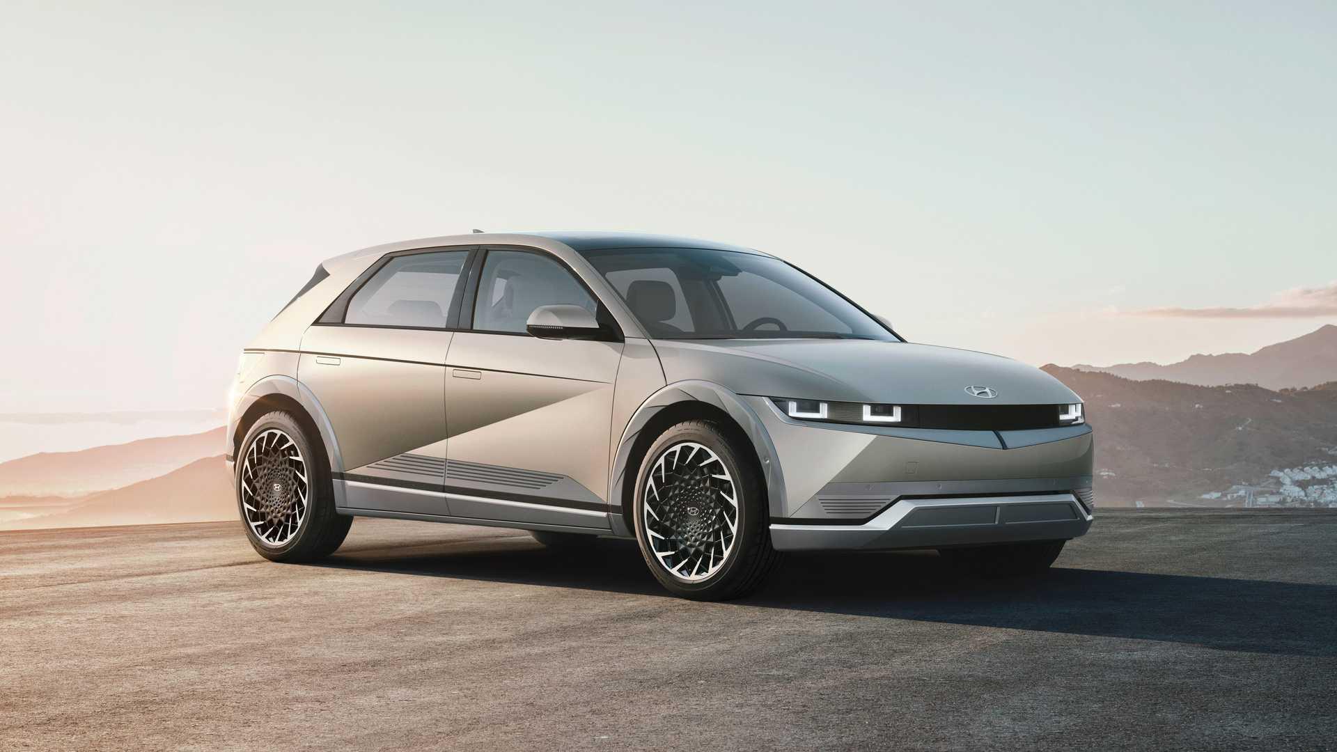 Hyundai представила свой лучший электромобиль. Он ожидается и в России