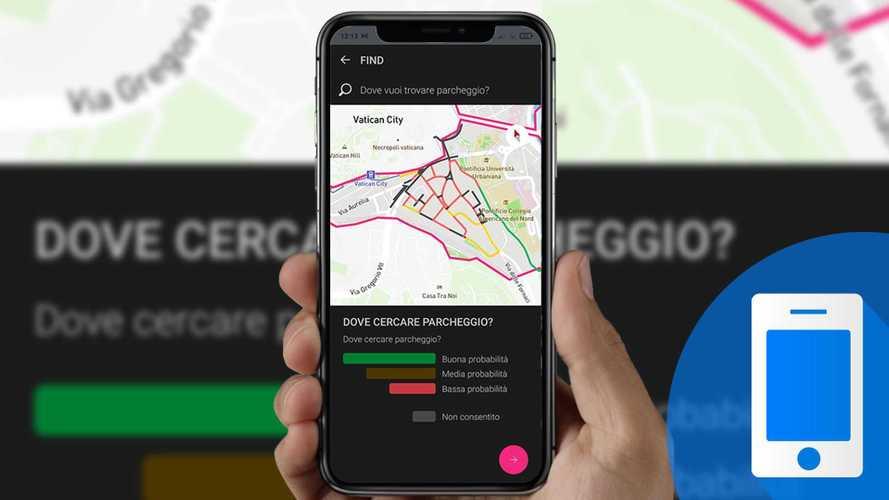 Come trovare e pagare il parcheggio con l'app EasyPark