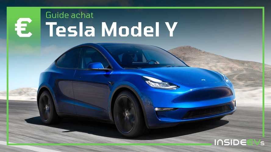 Tesla Model Y - Puissance, autonomie, équipement et prix