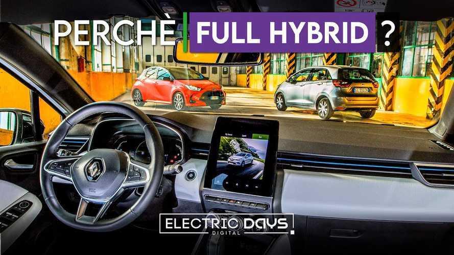 Perché scegliere un'auto ibrida full hybrid e perché no