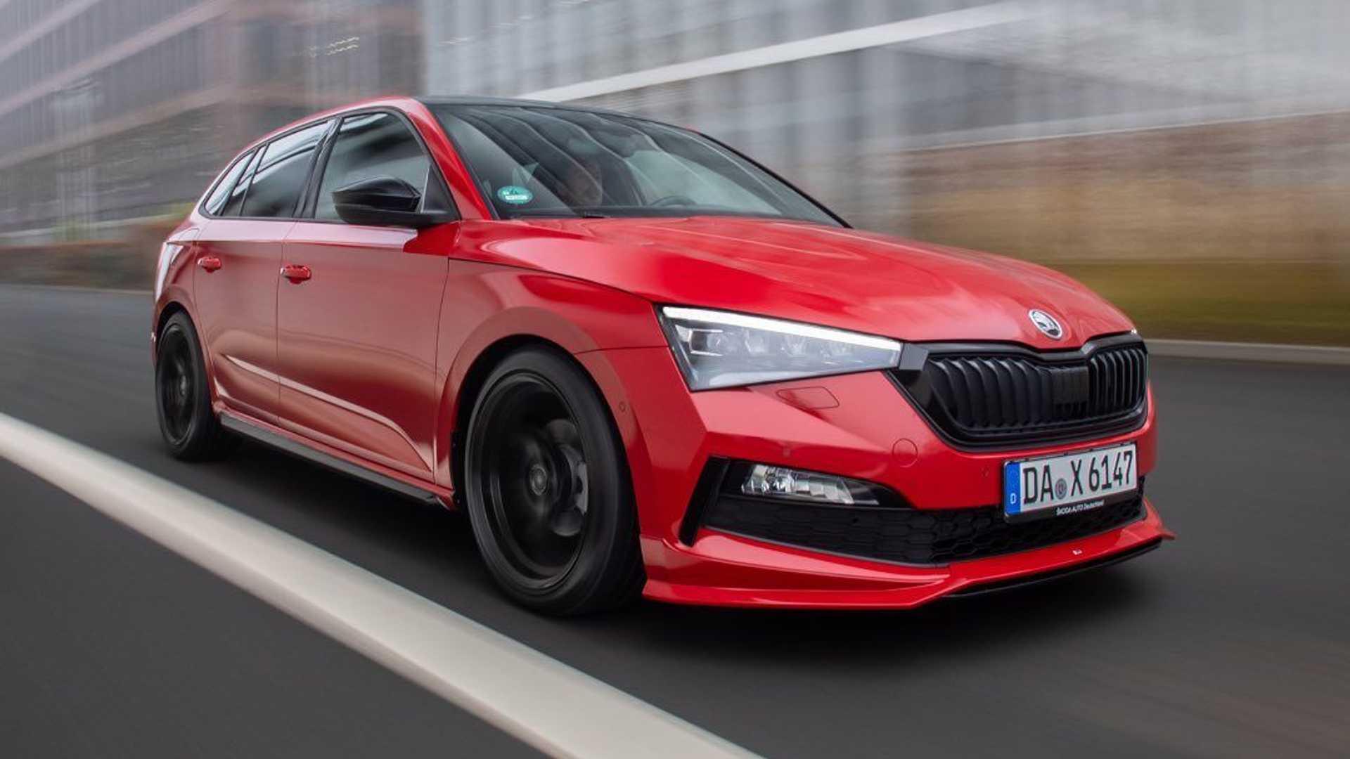 Skoda Scala Edition S: Ein Hauch von RS - Motor1.com Deutschland