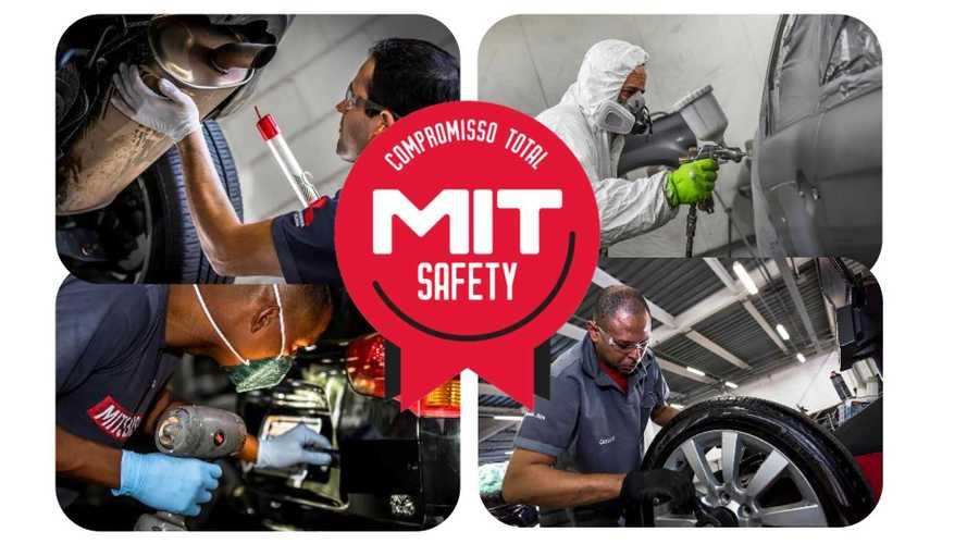 Mitsubishi cria selo MIT Safety como compromisso socioambiental para suas lojas