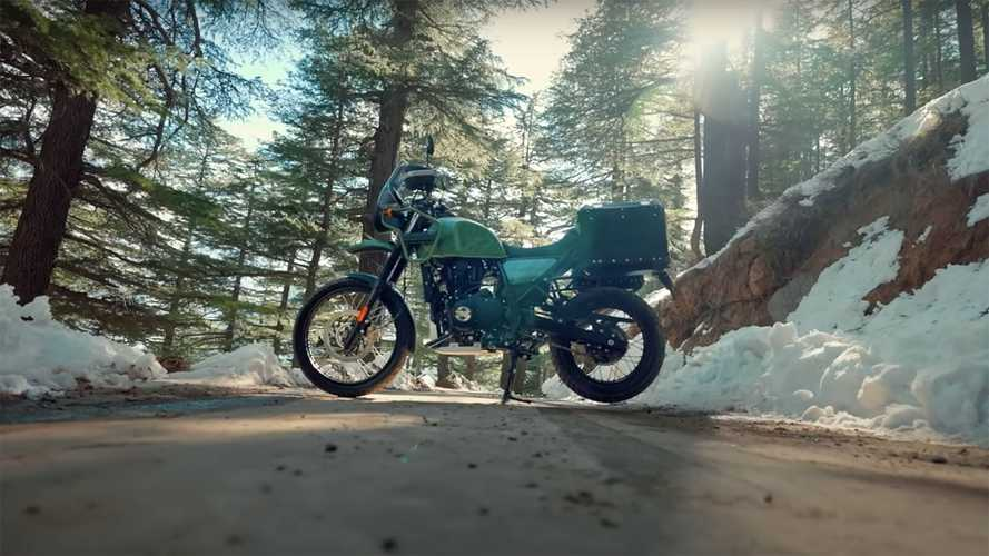 New Royal Enfield Himalayan Updated For 2021