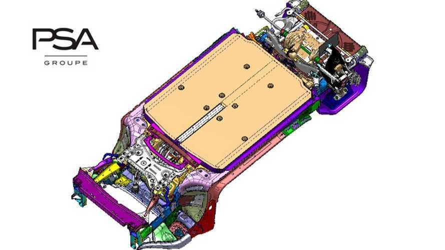 PSAs neue Elektroplattformen: Basis für E-Autos ab 2023