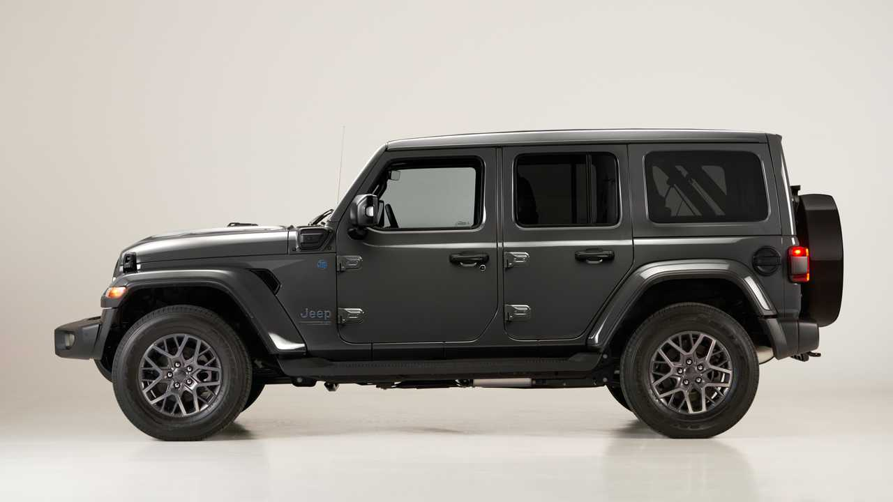 """Jeep Wrangler 4xe """"First Edition"""""""