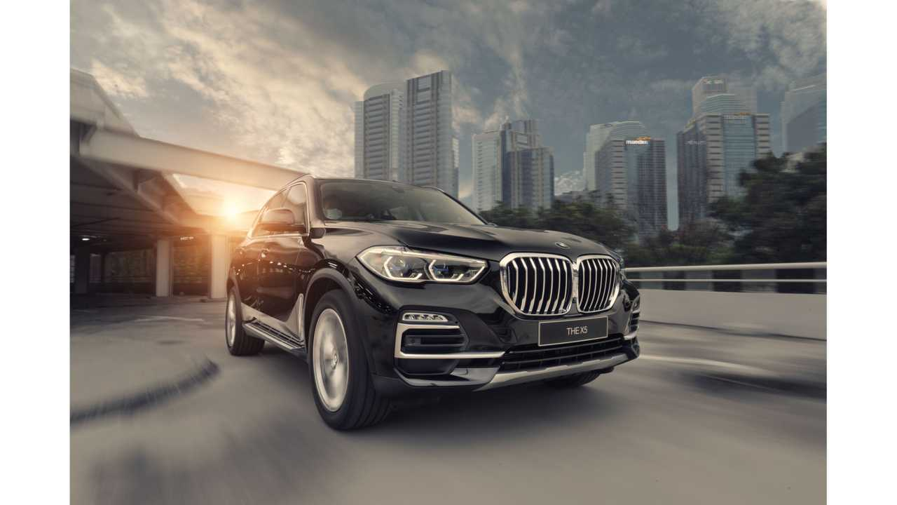 THE X5_BMW CHOOSE YOUR X 2021