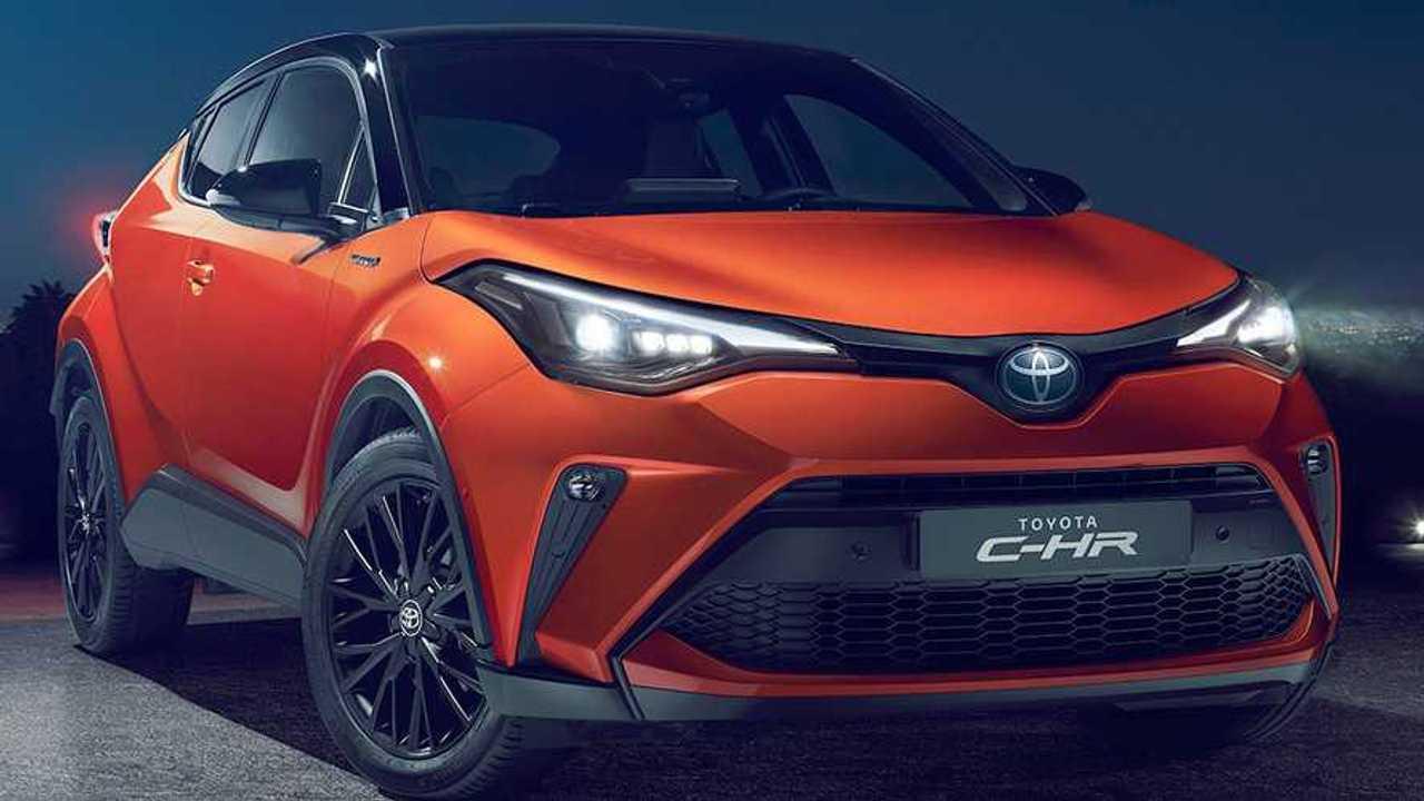 Tanggal rilis: Toyota C-HR Hybrid