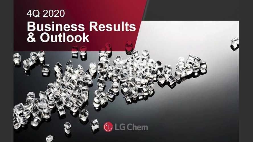 LG Chem's LG Energy Solution Closes Year 2020 With Profits