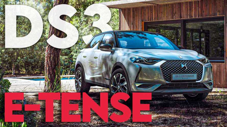 DS 3 Crossback E-Tense: Everything You Need To Know