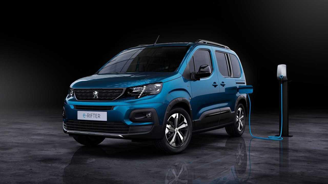 Peugeot e-Rifter: Preise beginnen bei knapp 38.000 Euro