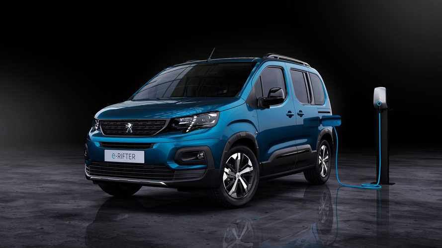 Peugeot e-Rifter nun bestellbar – ab 37.590 Euro (Update)