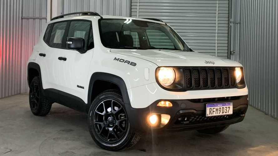 Jeep Renegade e Compass têm bônus de até 18% para o público PCD