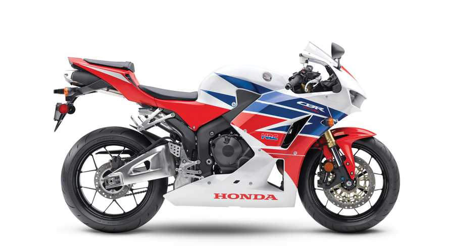 The Rumored Honda CBR600RR-R Could Be Unveiled In October 2020