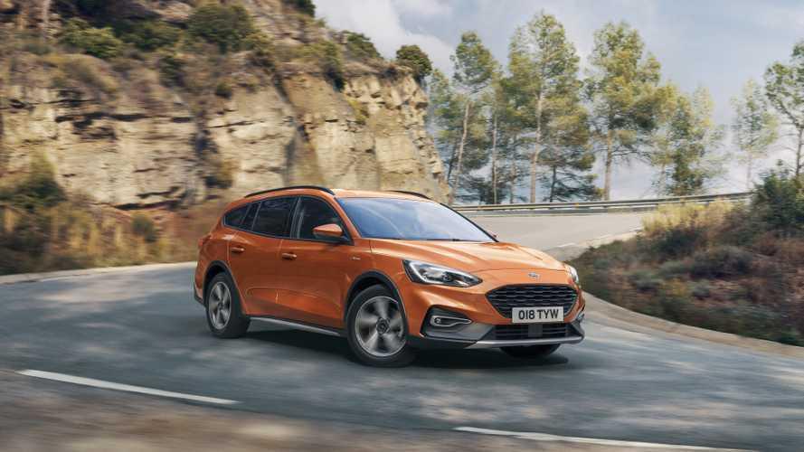 Ford Focus Active Wagon tanıtıldı
