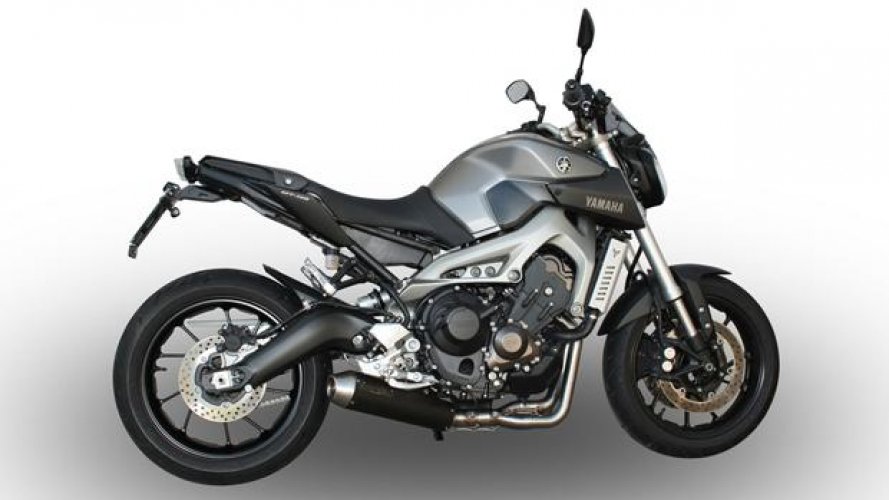 Scarico completo Exan per Yamaha MT-09
