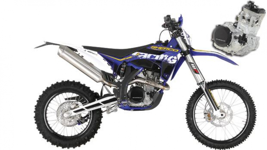 Sherco Enduro 450 SEF Racing 2014