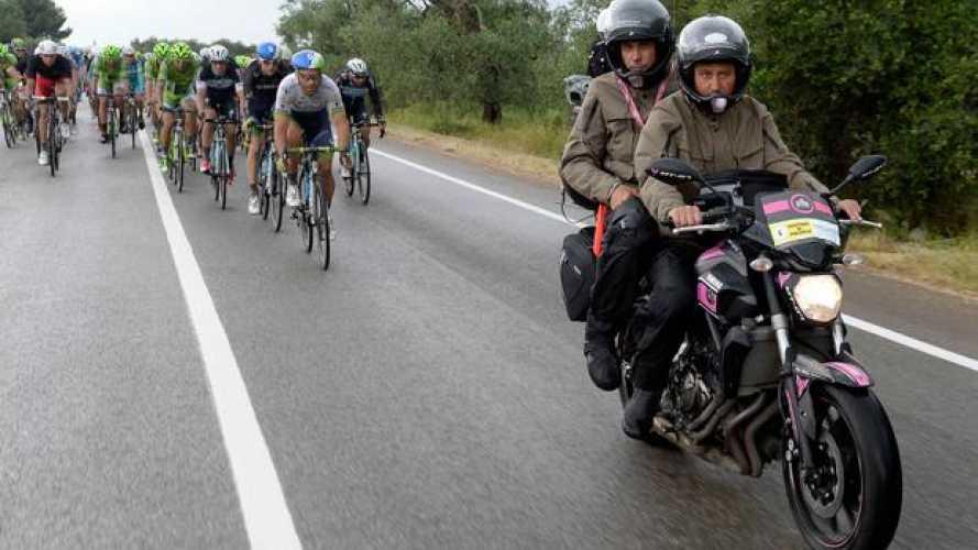 Giro d'Italia 2014: la Yamaha MT-07 è la Moto Ufficiale