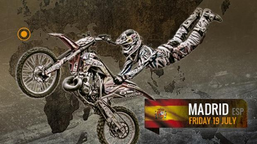 Red Bull X-Fighters 2013: verso Las Ventas di Madrid