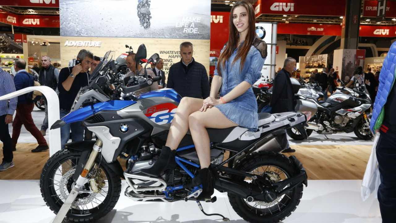 Stand BMW a EICMA 2016
